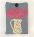Picture of Jug of Roses Kindle Cover -  Large