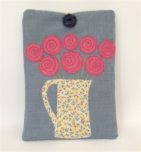Picture of Jug of Roses Kindle Cover