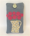 Picture of Jug of Roses Phone Case - Custom Size