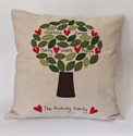 Picture of Family Tree Cushion Large