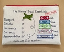 Picture of Travel Documents Bag