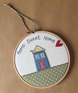 Picture of Home Sweet Home Hoop