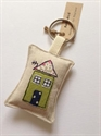 "Picture of ""House Keys"" Key Ring"