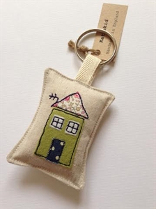 """Picture of """"House Keys"""" Key Ring"""