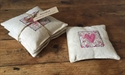 Picture of Set of 3 Liberty Heart Lavender Bags
