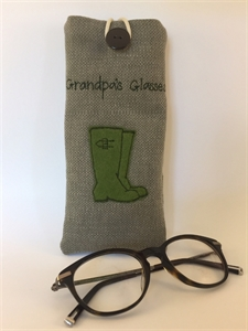 Picture of Wellies Glasses Case