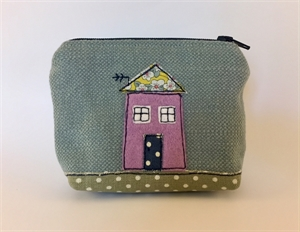 Picture of Small Purse - House