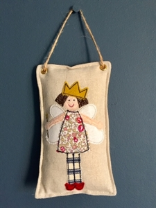 Picture of Christmas Fairy Heirloom Decoration