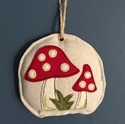 Picture of Toadstools Heirloom Decoration
