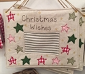 "Picture of ""Christmas Wishes"" Hanger"